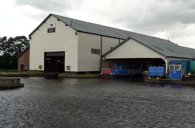 Stanley Ferry Workshops