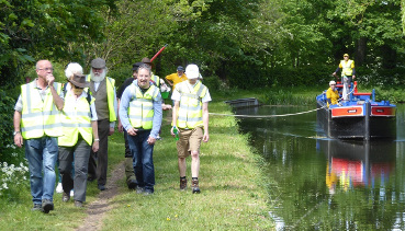 Derby Sandiacre Canal Trust