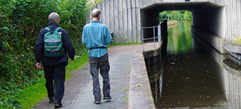towpath walkers399