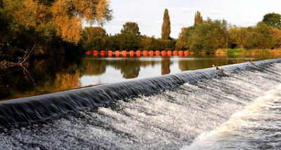 Upper LOde weir